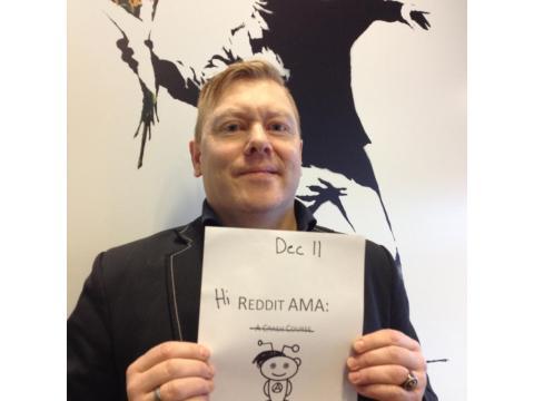 Jón Gnarr AMA (12-11-12)