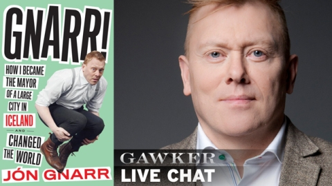 Gnarr Gawker Chat (6-17-14)