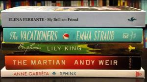 Community Bookstore Bestsellers (7-5-15)