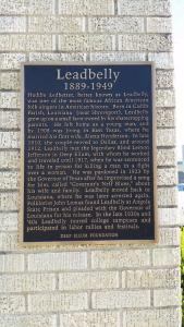 DV Leadbelly